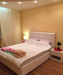 Квартира рядом с метро - Самара - อพาร์ทเมนท์