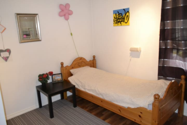 Cozy room Near Oasen shopping mall Fyllingsdalen