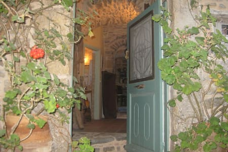 "Medieval  House  "" OLYMPI "" - Olimpi - Huis"