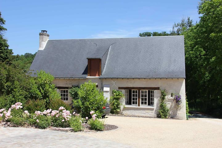 Picturesque country house - Le Mini Vau