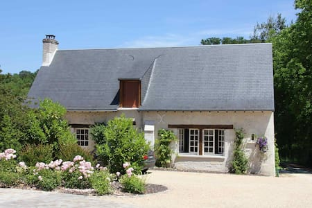 Picturesque country house - Le Mini Vau - Continvoir