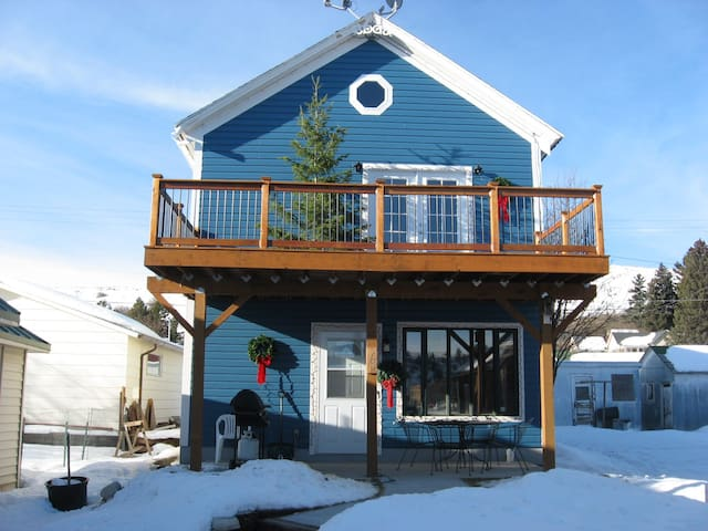 Vacation Rental in Red Lodge, MT  - Red Lodge - House