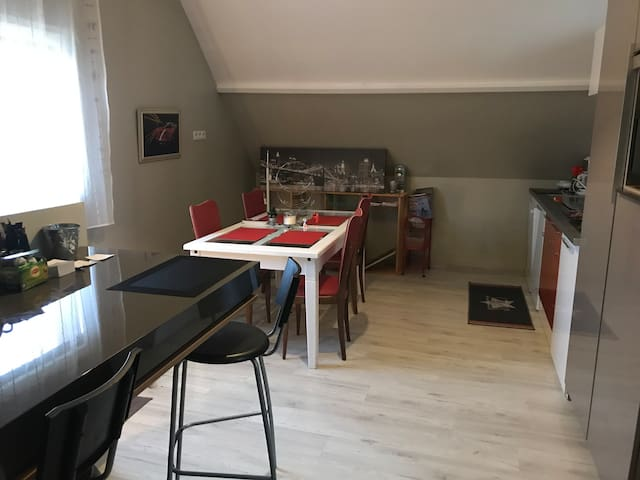 Charmant Appartement de 68m2 à la VAUPALIERE