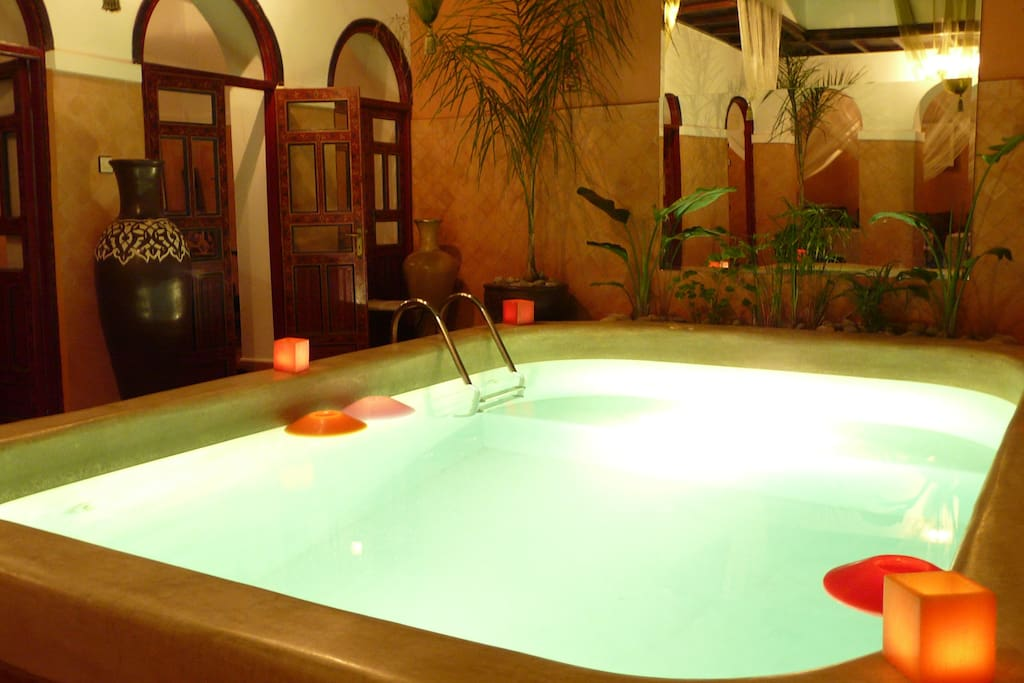 piscine riad el grably