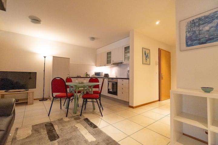 Aparthotel 4 personnes pratique et confortable