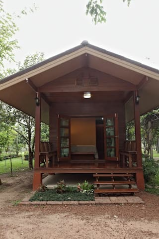 Little Cottage 2 hours from Bangkok