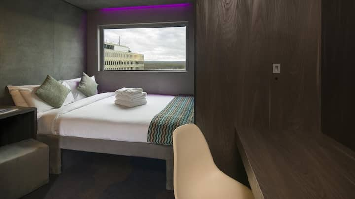 Superior Double Room, Bloc Hotel Gatwick Airport