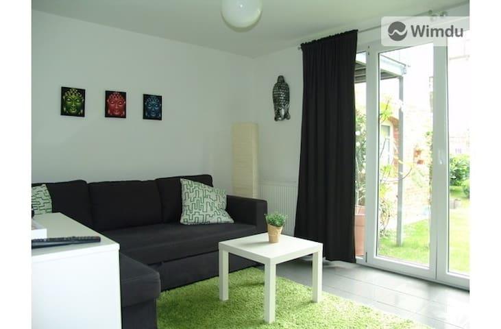 Apartment am Luisenpark - Erfurt - Condominio