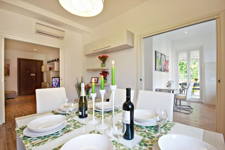 Terrace in the heart of Rome - Rome - Apartment
