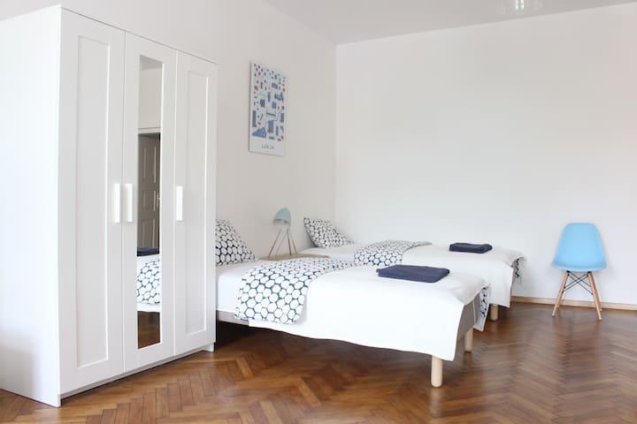 Apartamenty Krakowskie 36 Lublin - Single One - Lublin - Daire