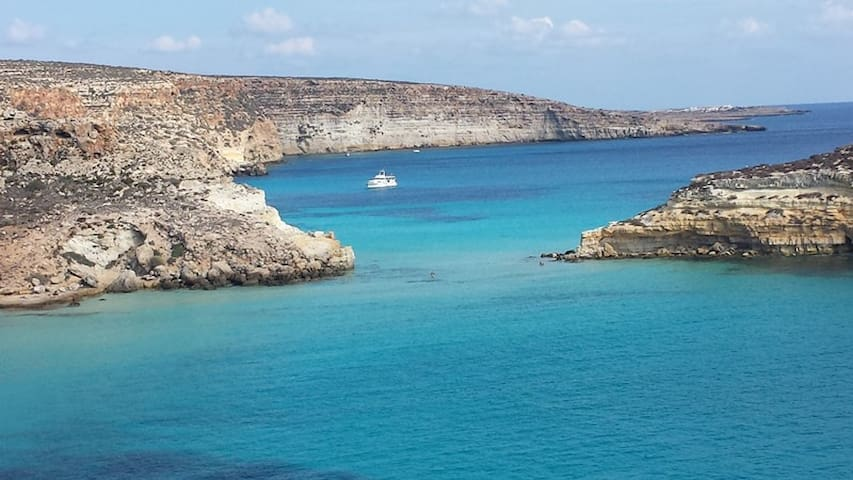 delizioso appartamento in centro - Lampedusa - Byt