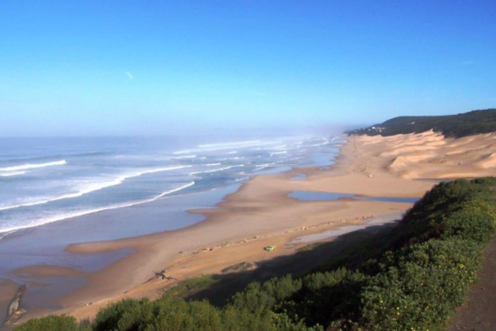 Maitland Beach 3km from Thunzi