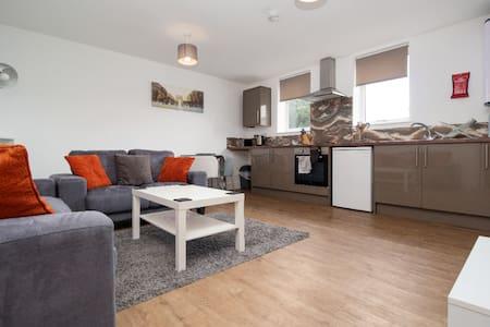SAV Apart Leicester -2 Bed Luxury Flat-Regent Road