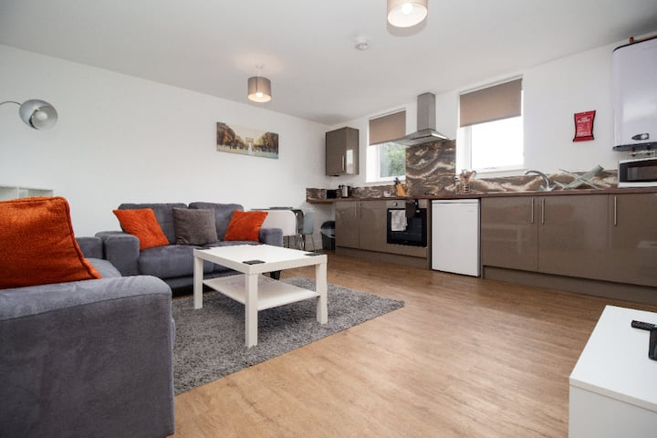 SAV Apart Leicester -2 Bed Luxury Flat-Regent Road
