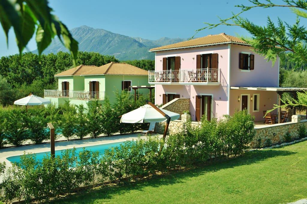 il viaggio verde villas and studios