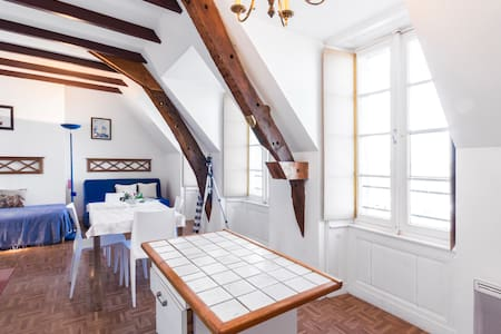 appartement T2 Le Croisic - Huoneisto