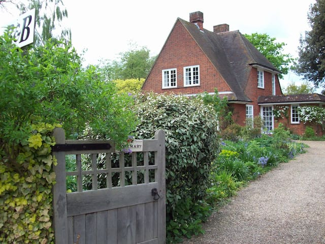 A friendly B&B in East Bergholt