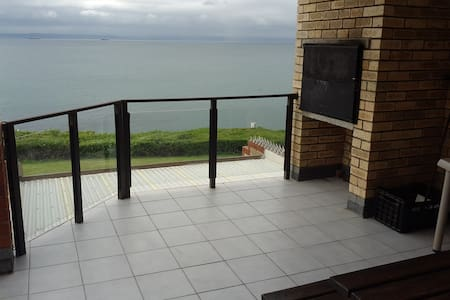 Closer to the sea you cannot find - Mossel Bay