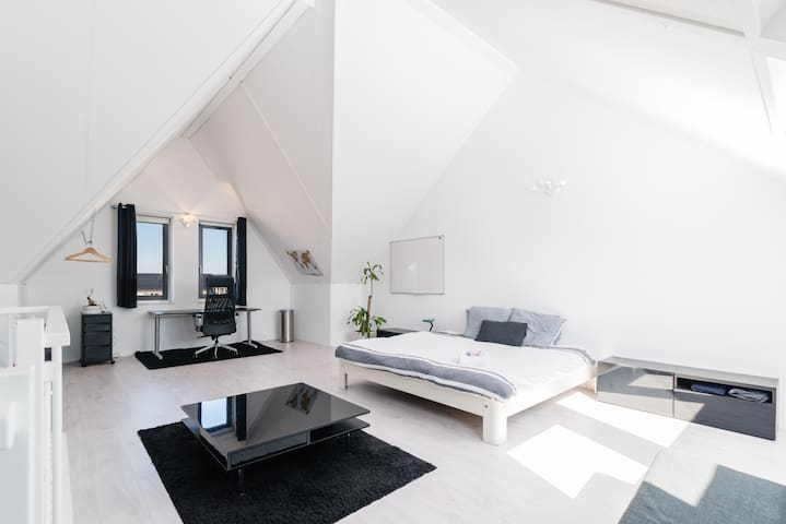 Luxury New Loft - Utrecht - Casa