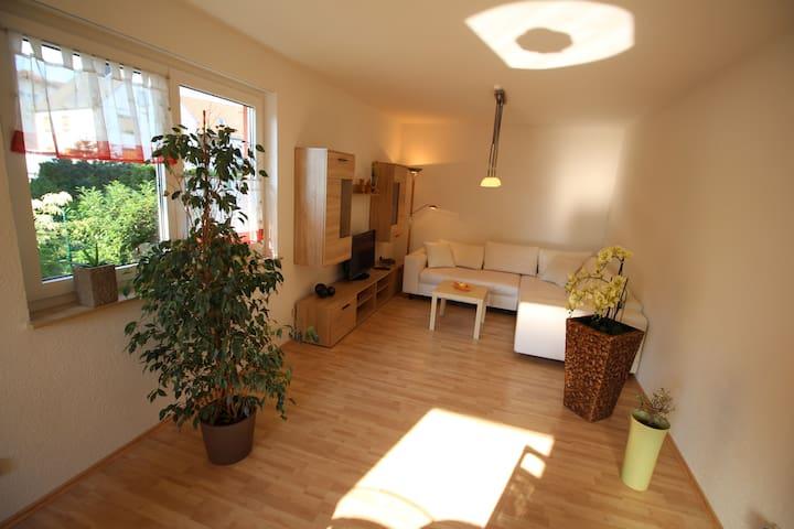 Ferienwohnung Leipzig West