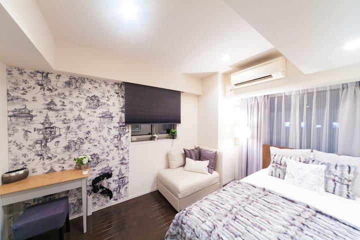 *Stylish Roppongi APT!* Wifi - Minato-ku - Apartment