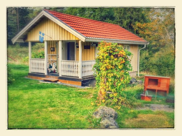 Guest house in country side Arlanda - Rimbo - Casa