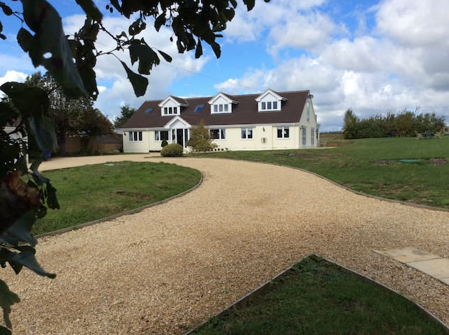 Stylish 5 bed house in rural Dorset - Dorset - House