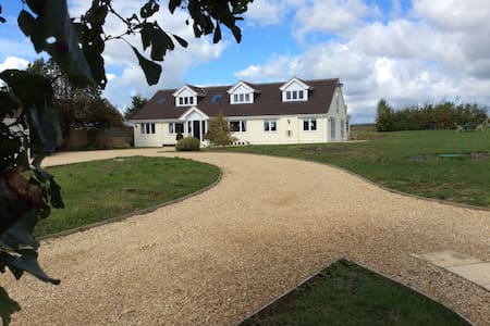 Stylish 5 bed house in rural Dorset - Dorset - Hus