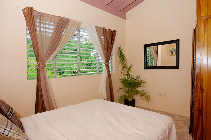 Chillspot near Bob Marley Musem + get Airport lift - Kingston - Pis