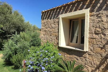 New villa with a unique view