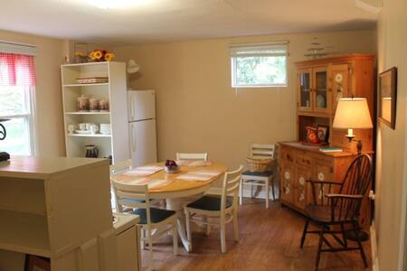Private Basement Apt./Full kitchen/No cleaning fee - ノックスビル