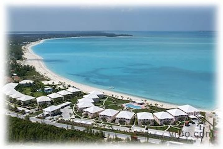 Treasure Cay Bahama Beach Club 3 BR - Treasure Cay