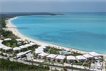 Treasure Cay Bahama Beach Club 3 BR - Treasure Cay - Daire