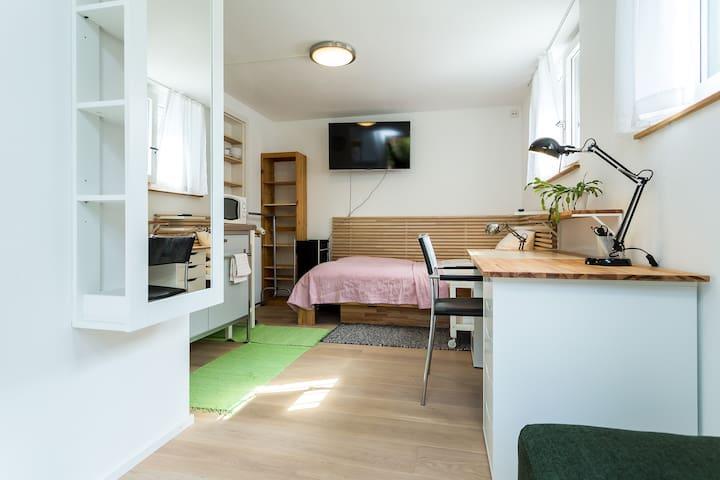 Stadt Zürich/ kleines Studio  - Zürich - Lakás