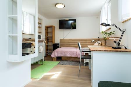 Stadt Zürich/ kleines Studio  - Zuric