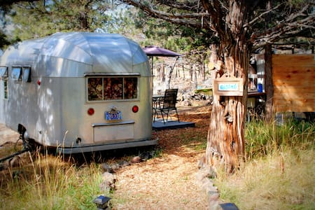 1956 El Rey Airstream-like trailer! - 벤드