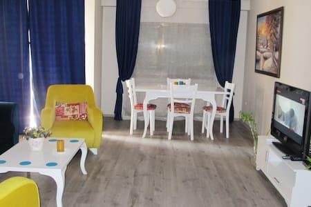 OZİNES Hasta konuk evi - İzmir - Huoneisto