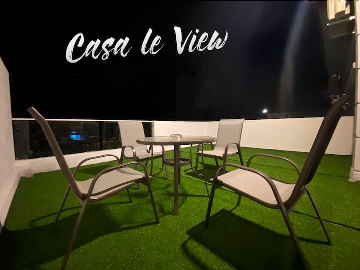 Casa le View ( SeaView )  4BR/12pax 🌊海景屋🌊