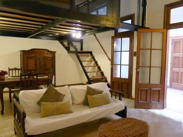 Alojamiento en Palermo Cañitas - Buenos Aires - Loft