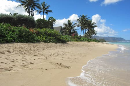 North Shore Steps Away from Beach - Waialua
