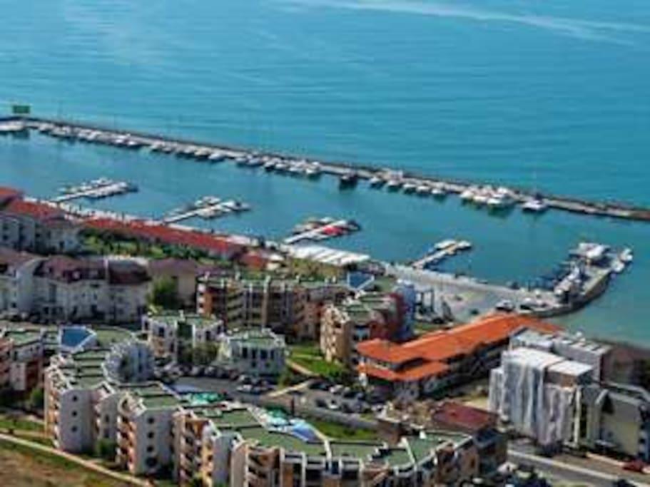 """2 bedroom apartment in""""VEGA""""vilage-Sveti Vlas - Apartments"""