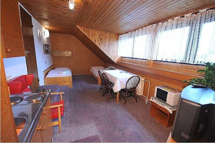 Apartman Stara Lesna - Stará Lesná - Дом