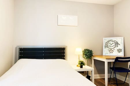 ❤️1-5 Private room with Bath. USC, Exposition park