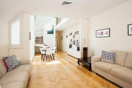 Bright and Spacious Terrace - Double Bay