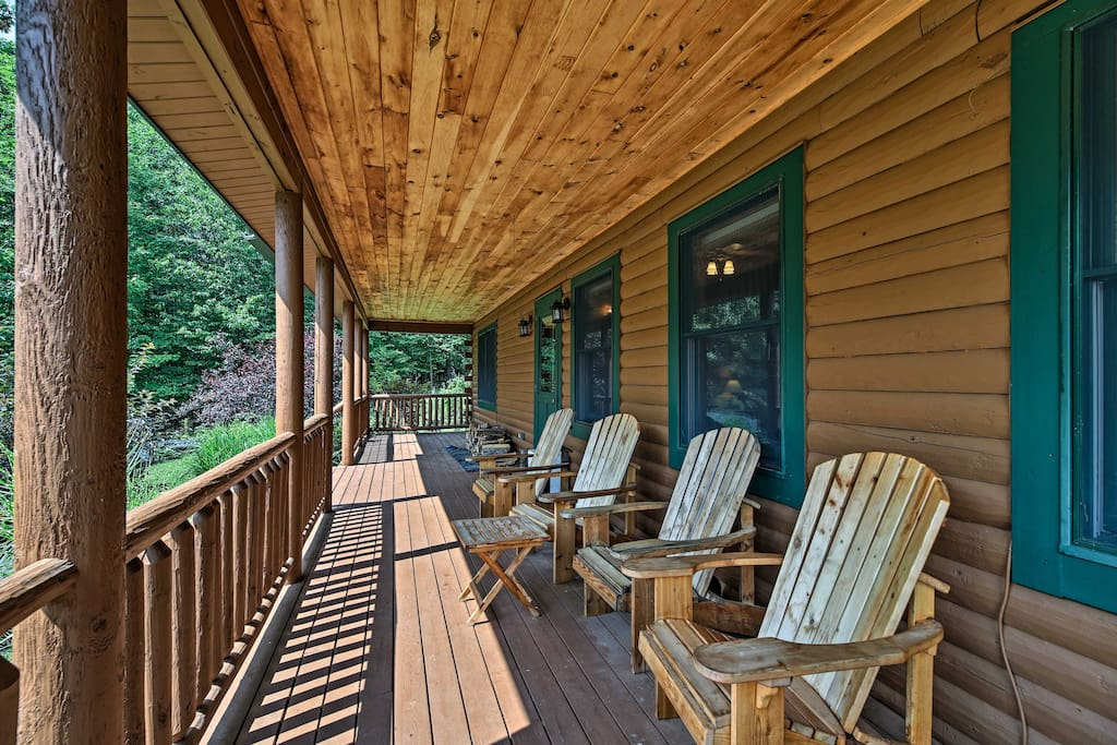 Boasting 2,200 square feet, this home sleeps 8 guests with room for 2 more.