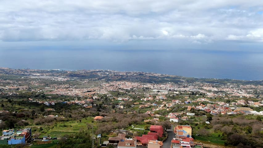 Stunning villa for all tastes, La Orotava