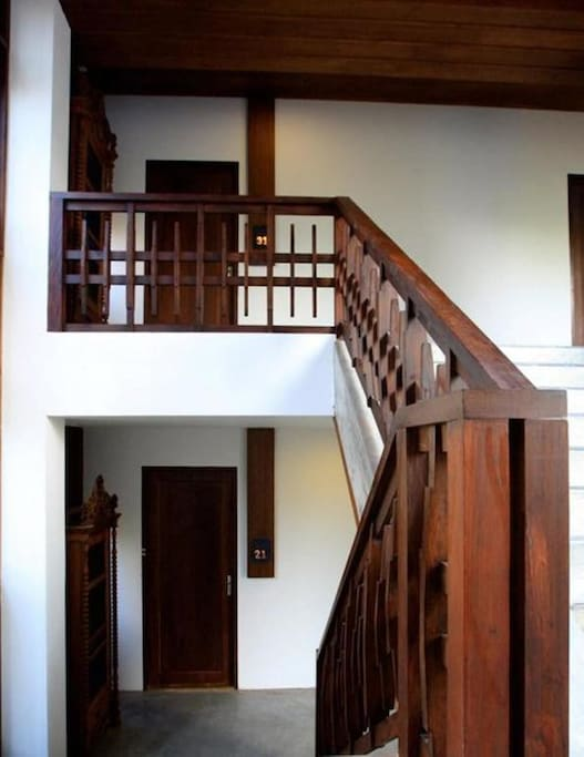 2nd and 3rd stair