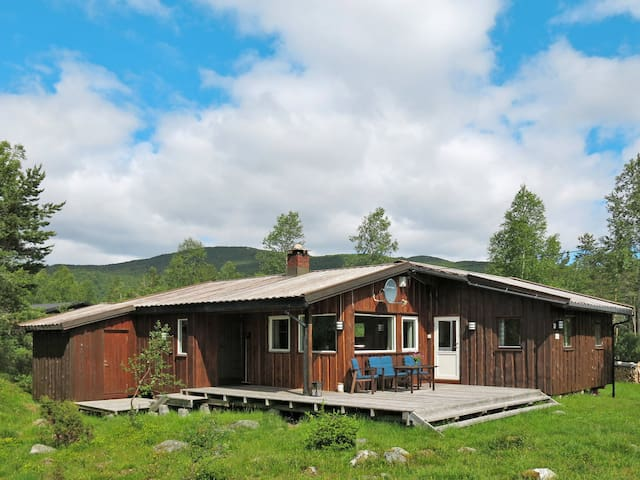 Holiday home in Hovden for 6 persons