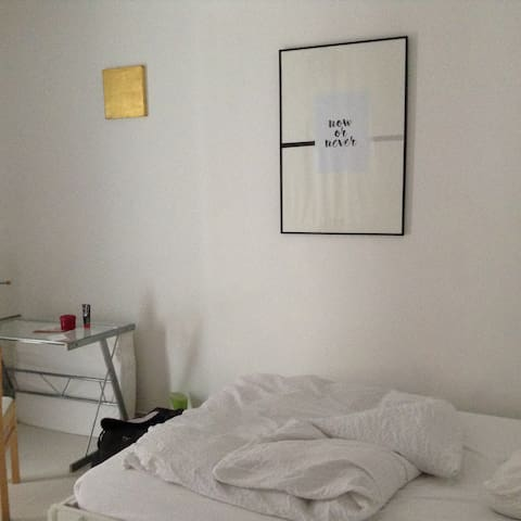 15 min. to the Airport / Room I - Hambourg - Bed & Breakfast