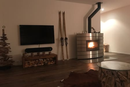 Holiday in the swiss alps - Laax - Appartement